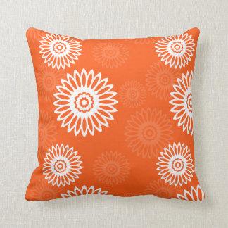 Almohada del rojo del verano cojín decorativo