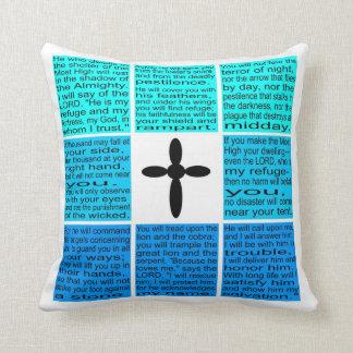 Almohada del salmo 91