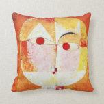Almohada del Senecio de Paul Klee