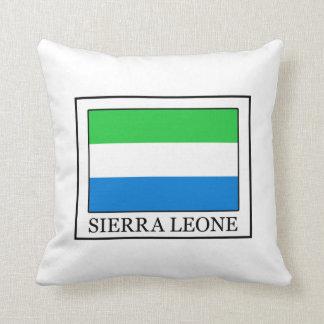 Almohada del Sierra Leone