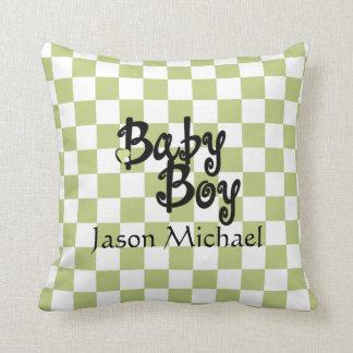Almohada del sitio del bebé del bebé