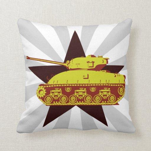Almohada del tanque (starburst)