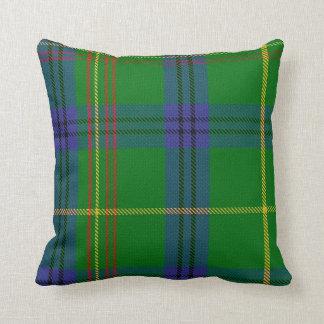 Almohada del tartán de Holmes