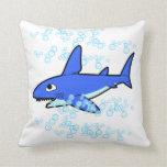 Almohada del tiburón