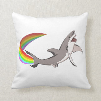 Almohada del tiburón de Nyan