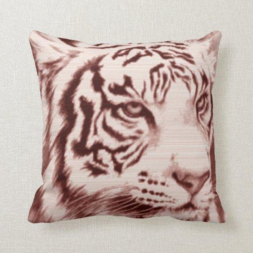 almohada del tigre