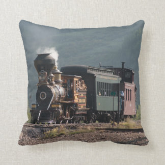 Almohada del tren del vapor