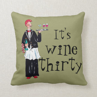 Almohada del vino