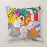 Almohada dominante de la curva de Kandinsky