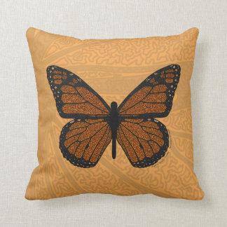 Almohada Doodled del monarca