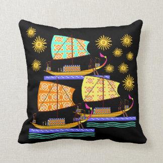 Almohada egipcia de Mojo del diseño Cojín Decorativo