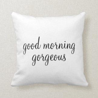 Almohada el | el suyo - buena mañana (estilo 1)