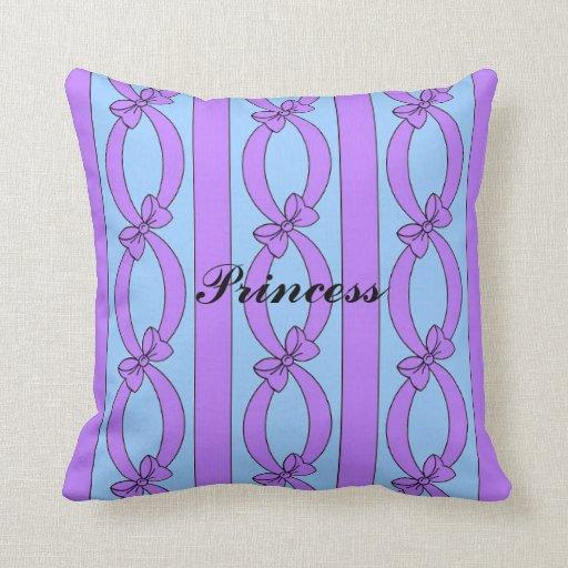 almohada elegante, cintas 191_1/bows_Princess