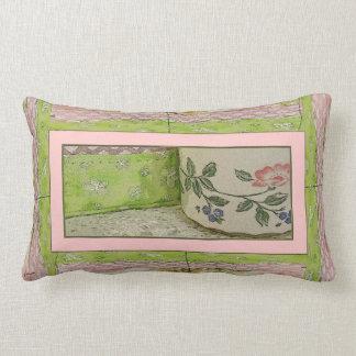 Almohada-En los rosas y los verdes