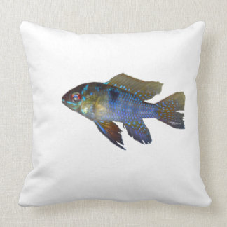 Almohada enana de los pescados del acuario del esp