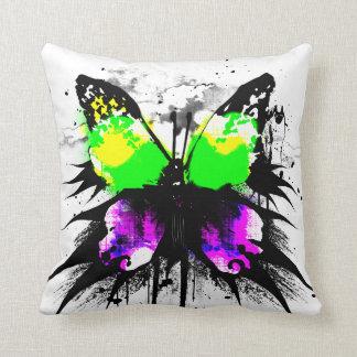 Almohada enrrollada de la mariposa