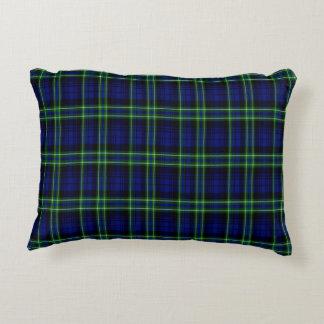 Almohada escocesa del tartán de Arbuthnot Cojín Decorativo