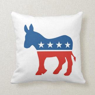 almohada Estados Unidos del burro del fiesta