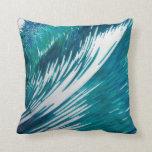 Almohada fabulosa de la decoración de la onda; Muc