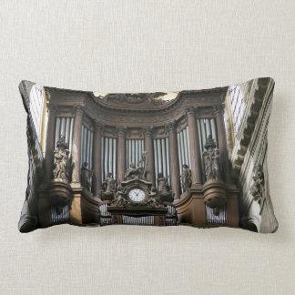 Almohada famosa del órgano del St Sulpice Cojín Lumbar