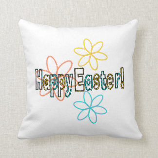 Almohada feliz de Pascua