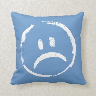 Almohada feliz/triste 4 de dos humores