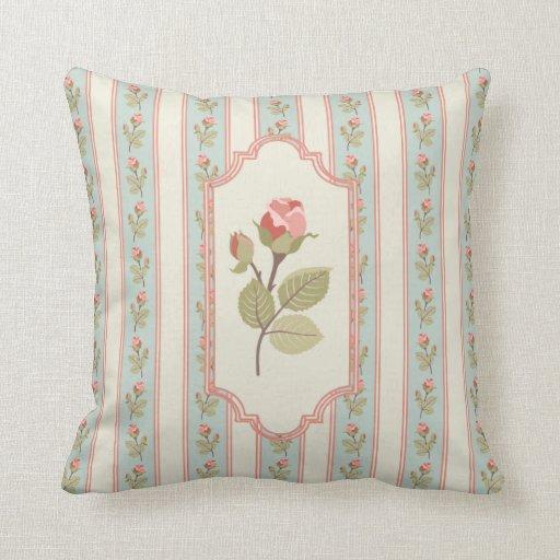 Almohada floral de Provence