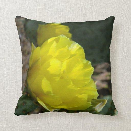 Almohada floral del regalo del decorador