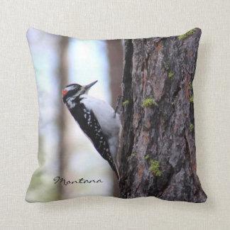 Almohada - foto del pájaro de la naturaleza de