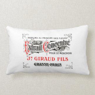 Almohada francesa del collarín del arte del labe