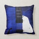 Almohada fresca de la guitarra eléctrica del Grung