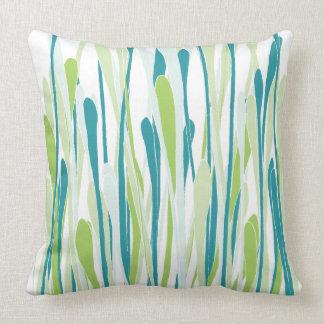 Almohada fresca enrrollada del diseño de las hierb