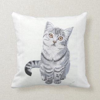 Almohada gato