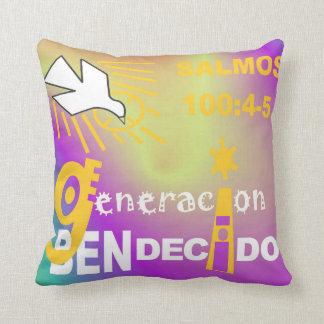 Almohada - Generacion Bendecido© 16x16