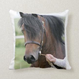 Almohada grande del caballo de proyecto