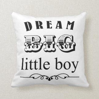 Almohada grande ideal de Little Boy