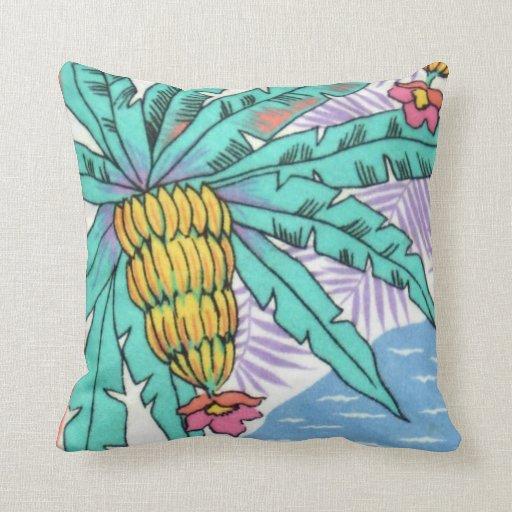 Almohada hawaiana de la piña
