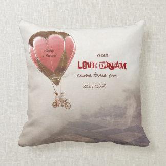 Almohada ideal del regalo del amor