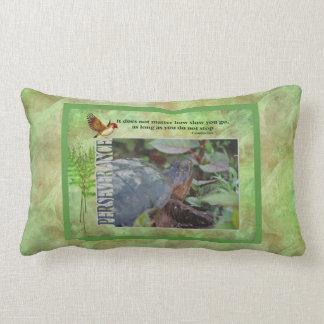 Almohada inspirada de MoJo del americano de la tor