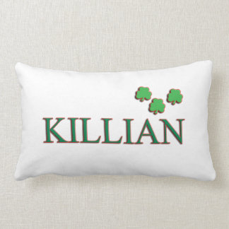 Almohada irlandesa del apellido de Killian