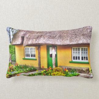 Almohada irlandesa del Lumbar de la cabaña Cojín Lumbar