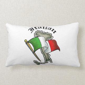 Almohada italiana de MoJo del americano de la