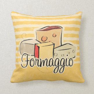 Almohada italiana del queso