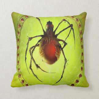 Almohada Jeweled araña