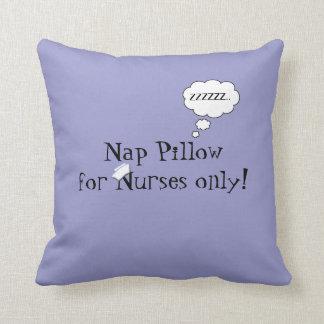 Almohada-Lavanda de la siesta de las enfermeras