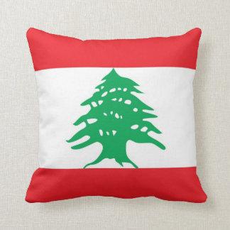 Almohada libanesa de MoJo del americano de la Cojín Decorativo