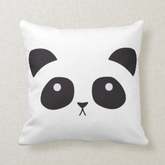 Almohada linda de la panda