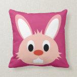 Almohada linda del conejo