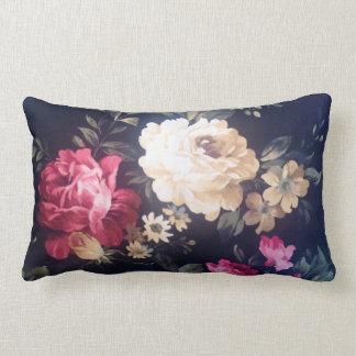 """Almohada lumbar 13"""" de los rosas hermosos del"""