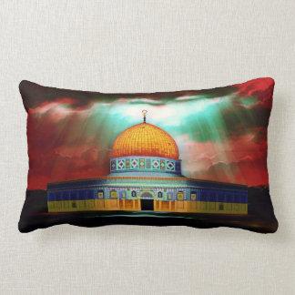 """Almohada lumbar 13"""" del poliéster de la mezquita"""